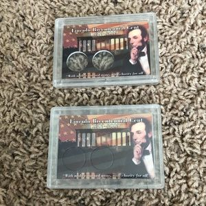 Lincoln Bicentennial Cent Cases